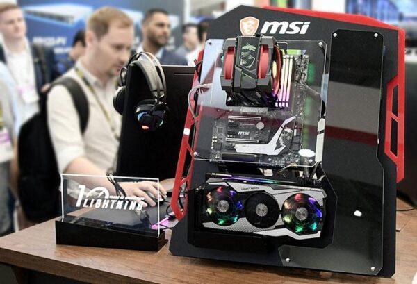 MSI выпускает GeForce RTX 2080 Ti Lightning Z 10th Anniv Edition