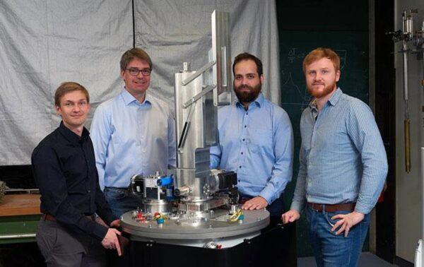 Разработан первый в мире магнитный кулер с абсолютным нулем