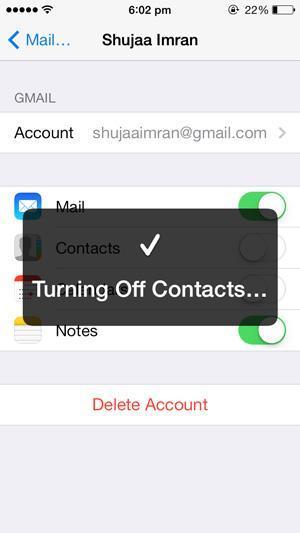 Как удалить контакты Facebook и электронной почты с вашего iPhone