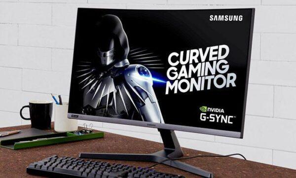 Samsung представляет изогнутый игровой монитор CR-G5 с частотой 240 Гц