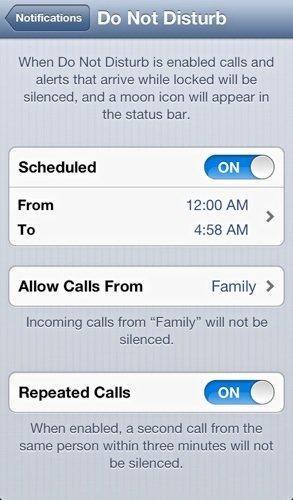Руководство по началу работы с iOS: настройки (часть 3)