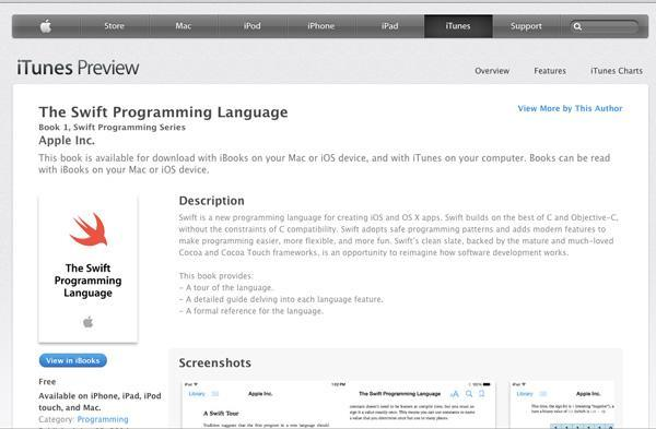 Все, что вам нужно знать о новом языке программирования Apple - Swift