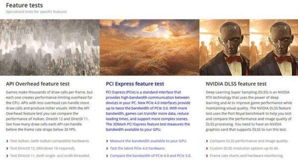 UL добавляет тестирование возможностей PCI Express в набор тестов 3DMark