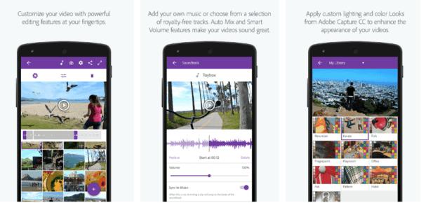 5 удобных приложений для редактирования мобильного видео на Android