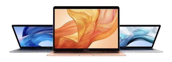 Apple обновляет MacBook Air с дисплеем True Tone Retina
