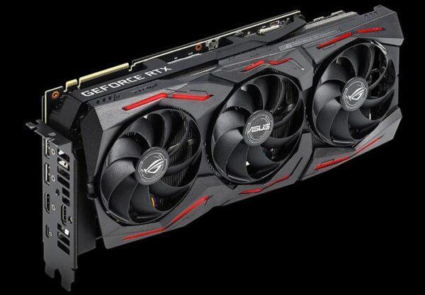 Asus выпускает девятнадцать видеокарт GeForce RTX Super