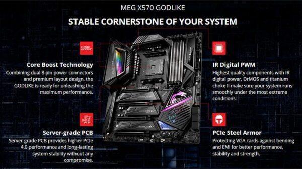 Материнские платы на чипсете AMD X570 начинают поступать в розничные сети