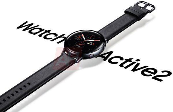 Новые часы Samsung Galaxy Watch Active 2, первый обзор дизайна и возможностей