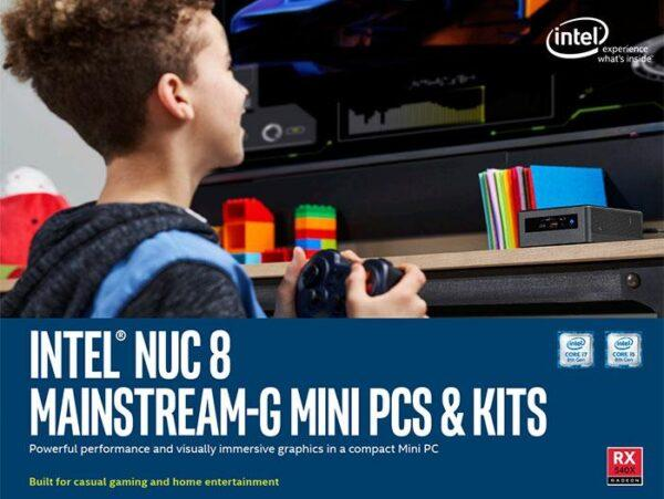 Выпущены мини-ПК Intel Islay Canyon NUC