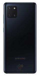 Рендеры Galaxy Note10 Lite показывают дисплей без закругления краев