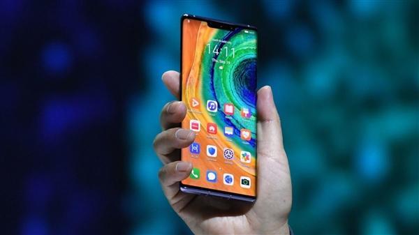 Снижение цен на версию Huawei Mate 30 Pro 8 + 128Gb