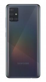 Samsung Galaxy A51 в черном цвете