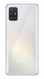 Samsung Galaxy A51 в белом