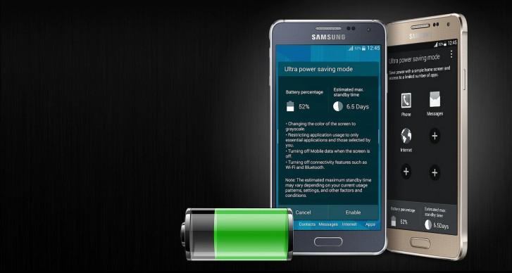 Воспоминание: Samsung Galaxy Alpha