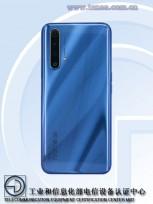 Фотографии Realme X50 5G TENAA
