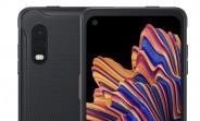 Samsung Galaxy XCover Pro становится официальным с IP69 рейтингом, функциональностью mPOS