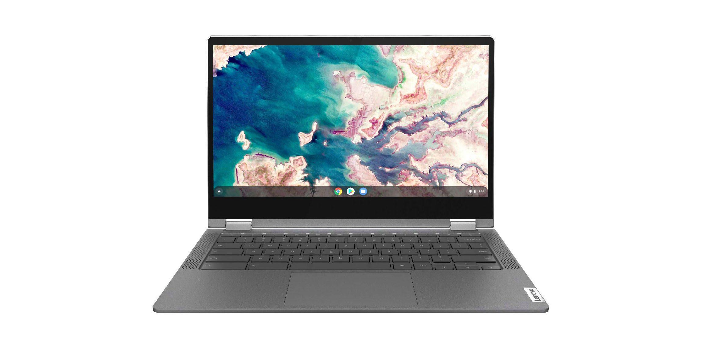 Lenovo Flex 5: Chromebook с процессором Intel 10-го поколения