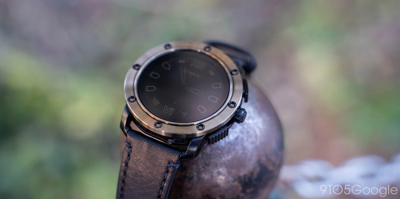 Diesel Axial - хорошее напоминание о том, что Wear OS отличная система