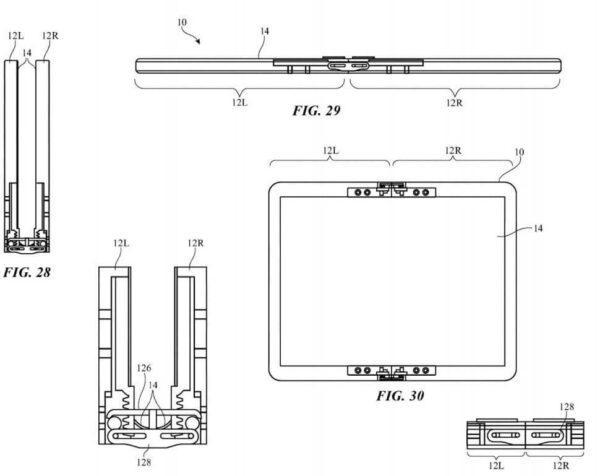 Apple запатентовала складной дисплей. Складной iPad или iPhone?