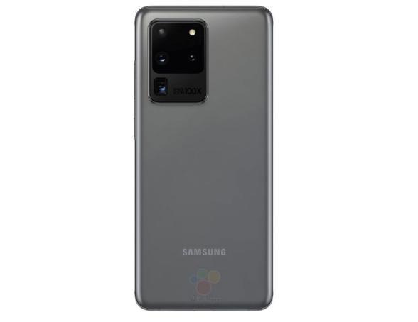 Samsung Galaxy S20: официальные изображения утекли в сеть