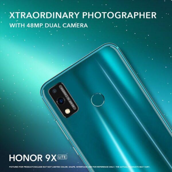 Honor 9X Lite: обновленная и облегченная версия Honor 9X