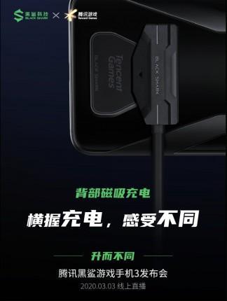 Необычное расположение модуля камеры в Xiaomi Black Shark 3