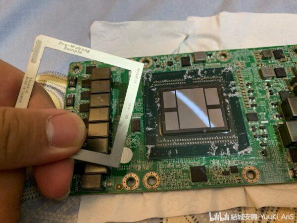 7-нм графический процессор AMD Radeon Vega с 16 ГБ HBM2 замечен в китайском Hygon DCU