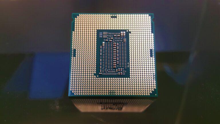 Появилась утечка по данным обзора Intel Core i9-11900K