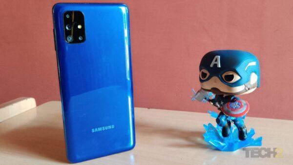 Обзор Samsung Galaxy M51: монстр с аккумулятором 7000 мАч