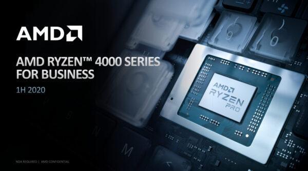 В 2021 году будут ограничены поставки мобильных процессоров AMD Ryzen 5000